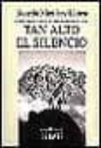 tan alto el silencio-ricardo martinez llorca-9788483060827