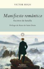 manifiesto romantico-victor hugo-9788483079027