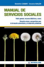 manual de servicios sociales (3ª ed.) demetrio casado 9788483167427