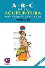 abc de la acupuntura (10ª ed): agenda   atlas de bolsillo fermin cabal menendez 9788483520727