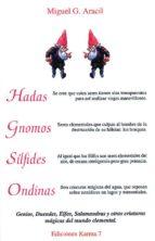 hadas, gnomos, silfides, ondinas-miguel g. aracil-9788488885227