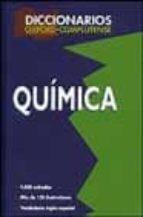 diccionario de quimica 9788489784727