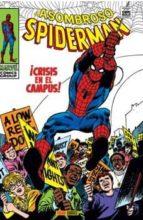 el asombroso spiderman: ¡crisis en el campus! 9788490243527
