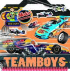 Teamboys motor stickers! 978-8490372227 por Vv.aa.