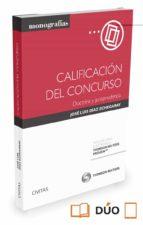 El libro de Calificación del concurso autor JOSE LUIS DIAZ ECHEGARAY EPUB!