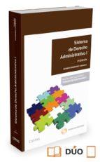sistema de derecho administrativo, i (3ª ed.) german fernandez farreres 9788490998427