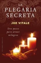 la plegaria secreta-joe vitale-9788491111627