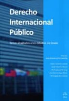 derecho internacional publico (4ª ed.)-ana gemma lopez martin-ruben carnerero castilla-9788492754427
