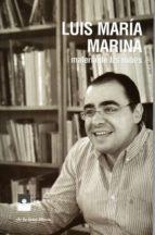 El libro de Materia de las nubes autor L. M. MARINA DOC!