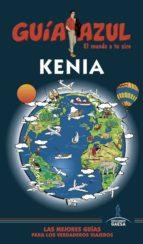 kenia 2017 (guia azul) (5ª ed.)-javier sanz perez-9788494768927