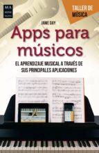 apps para musicos-jame day-9788494791727