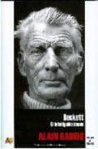 beckett : el infatigable deseo alain badiou 9788495897527