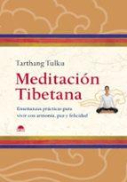 meditacion tibetana tarthang tulku 9788497542227