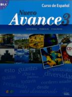 nuevo avance 3: alumno (+ cd) 9788497785327