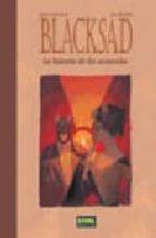 blacksad: la historia de las acuarelas juanjo guarnido canales diaz 9788498473827