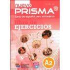 nuevo prisma a2 libro ejercicios+cd 9788498483727