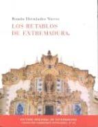 los retablos de extremadura-roman hernandez nieves-9788498520927