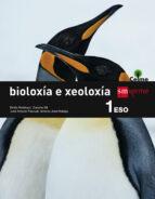 Bioloxia e xeoloxia 1º eso celme gallego ed 2015 gallego ed 2015 por Vv.Aa.