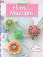 flores de macramé inge walz 9788498744927