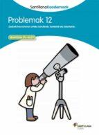 koadernoa 12  problemak euskara ed 13-9788498943627