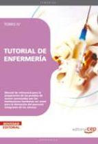 TUTORIAL DE ENFERMERIA. TOMO IV