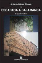 escapada a salamanca (ebook)-cdlap00006327