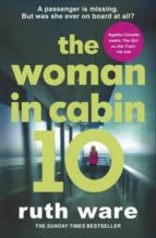 the woman in cabin 10 ruth ware 9780099598237