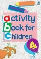oxford activity books for children: book 4-christopher clark-9780194218337