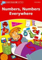 numbers everywhere (dolphin readers 2) 9780194478137