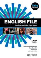 english file: pre intermediate: class dvd (3rd ed.) 9780194598637