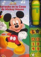 Descargas gratuitas de libros del dominio público Mickey mouse clubhouse karaoke