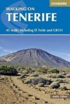 walking on tenerife paddy dillon 9781852847937