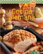 cocina alemana: de las recetas mas sencillas a las mas refinadas: minilibros de cocina 9783625006237