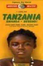 tanzania   ruanda   burundi (1:1500000) (nelles maps) 9783922539537