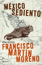 méxico sediento (ebook)-francisco martin moreno-9786070714337