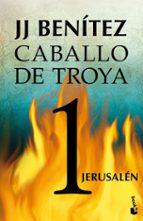 jerusalen (caballo de troya 1)-j. j. benitez-9788408042037