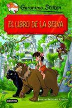 grandes historias : el libro de la selva geronimo stilton 9788408102137