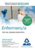 enfermero/a del servicio de salud de castilla-la mancha (sescam). test del temario específico-9788414206737