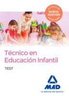 tecnico en educacion infantil: test 9788414211137