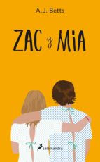 zac y mia (ebook) a.j. betts 9788415630937