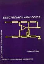 electronica analogica (5ª edicion)-jesus navarro artigas-9788415770237