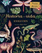 historia de la vida : evolución-katie scott-9788415979937