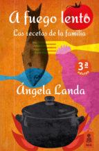a fuego lento: las recetas de la familia angela landa aparicio 9788416023837