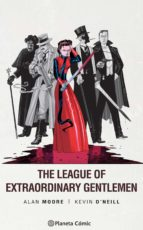 the league of extraordinary gentlemen nº 03/03 (edicion trazado)-alan moore-kevin o neill-9788416636037