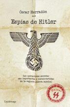 espías de hitler-oscar herradon ameal-9788416694037