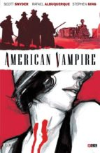 american vampire nº 01 (rustica) (2ª ed.) scott snyder stephen king 9788417176037