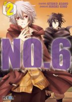 no.6 nº 2 (numero seis)-atsuko asano-hinoki kino-9788417179137
