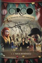 circo (ebook) j.j. tapia menéndez 9788417382537