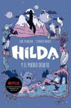 hilda y el pueblo oculto (ebook)-luke pearson-stephen davies-9788417671037