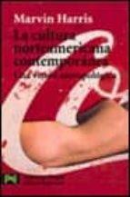 la cultura norteamericana contemporanea-marvin harris-9788420639437
